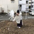 T様邸地鎮祭(^_^)